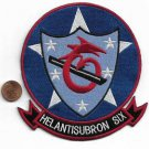 US NAVY ATHELANTISUBRON SIX Helicopter Anti-Submarine Squadron 8 Patch