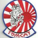 US Navy F-14 Grumman Tomcat Embroidered Patch