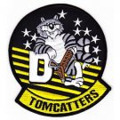 US Navy VF-31 Aviation Fighter Attack Squadron Military Patch D TOMCATTERS