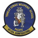 US Navy fighter squadron VF-124 Gunfighters Tomcat strike weapons school  Pacifi