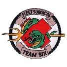 US Navy Fleet Surgical Team Six Small Patch