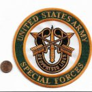 US Army Special Forces Back Patch