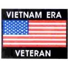 US Flag Vietnam Era Veteran Patch
