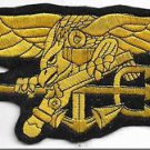 US Navy Seal Large Back Patch