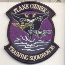 US Navy VT-35 Plank Owner Training Squadron Patch