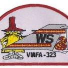 USMC VMFA-323 Marine Fighter Attack Squadron Patch
