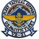 US Navy VR-21 Tactical Support Squadron Patch
