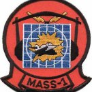 USMC MASS-01 Marine Air Support Squadron Patch