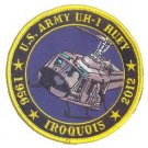 US Army UH-1 Huey Commemrative Patch Vel