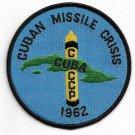 Cuban Missile Crisis CUBA CCCP Military Patch