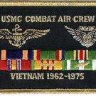 USMC Vietnam Combat Air Crew 1962 - 1975 Patch