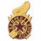 United States ARMY 37th Transportation Group Patch - SEMPER FOTANS
