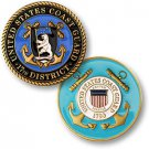 United States Seventeenth Coast Guard District Challenge Coin