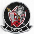 US Navy Fighter Squadron 24 (VF-24) Fighting Renegades TOMCAT Patch