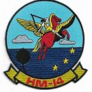 US Navy Helicopter Mine Countermeasures Squadron 14 (HM-14) Patch