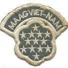 MAAG Military Assistance Advisory Group Vintage Vietnam Patch