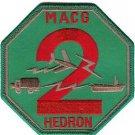 USMC MACG-02 Marine Air Control Group Patch