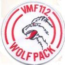 USMC VMA-AW-332 Marine All-Weather Attack Squadron Patch