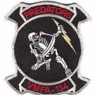 USMC VMFA-134 Marine Fighter Attack Squadron Predators Patch