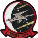 USMC VMMT-204 Marine Medium Tiltrotor Training Squadron Patch Raptors