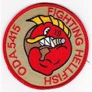 US Army 4th Bn 5th SFG Operational Detachment Alpha ODA-5415 Patch .