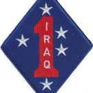 USMC 1st MARDIV Iraq Patch