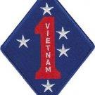 USMC 1st MARDIV Vietnam Patch