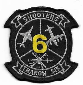 US Navy Training Squadron 6 (TRARON 6) Patch