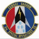 US Army Combat Shadow 5th Special Operations Squad Patch