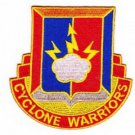 US Army 38th Infantry Div Special Troop Battalion CYCLONE WORRIOR STB-84 Patch