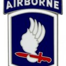 US Army 173rd Airborne Division Combat Service Badge (2 inch)
