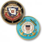 United States Eleventh District of the Coast Guard Challenge Coin