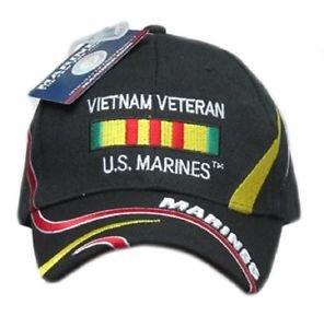 United States U.S. Marines Vietnam Veterans Cap