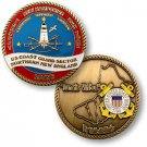 United States Coast Guard Sector Northern New England Challenge Coin