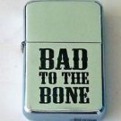 Biker Motorcycle Bad To The Bone Lighter