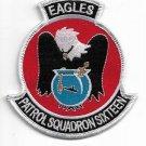 US Navy Patrol Squadron (VP) 16 War Eagles Patch