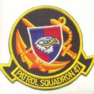 US Navy VP-47 Patrol Squadron 47 (VP-47) Golden Swordsmen Patch