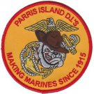 USMC BGS-02 Weapons and Field Battalion MCRD Parris Island Patch