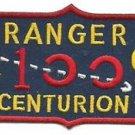 US Navy CV-61 USS Ranger Centurion 100 Patch