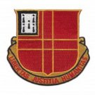 US ARMY 81st Airborne Field Artillery Bn Patch LIBERTAS JUSTITIA HUMANITAS