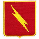 US Army 73rd Field Artillery Regiment Patch Distinctive Unit Insignia