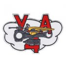 NAVY VA-4 Attack Squadron Four Military Patch