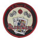 U.S. Coast Guard Black Jack Mission DC Defense Patch