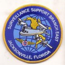 LEGACY US CUSTOMS, JACKSONVILLE P3 AIR BRANCH Novelty Patch