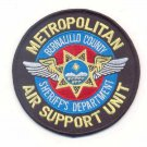 US Bernalillo County Sheriff's Dept  Metro Air Support Unit Patch novelty items