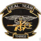 US Navy Seal Team Three Patch