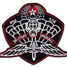 U.S. Army ODA 174 of 3rd Battalion 1st Special Forces Group patch FREEFALL