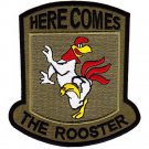 US Army 377th Aviation Medical Company Dustoff Patch Here Comes The Rooster