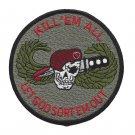 USMC Kill'Em All Let God Sort'Em Out Patch