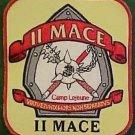 USMC Camp Lejeune II Mace Patch